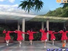茉莉广场舞《三门小海鲜》原创健身舞 附正背面口令分解教学演示