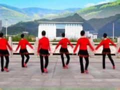 吉美廣場舞《動感桑巴》原創桑巴舞  附正背面口令分解教學演示