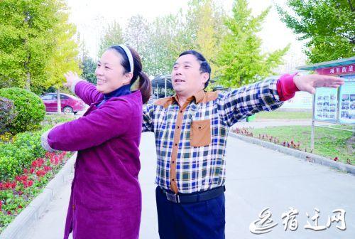 """""""舞教頭""""劉敬宏:跳廣場舞給我帶來健康的體魄"""