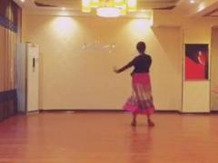 美久广场舞《儿行千里妈牵挂》原创舞蹈 附正背面演示及口令分解动作教学