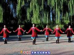 云裳馨悅廣場舞《秀美三都》原創苗族舞 編舞沚水 附口令分解動作教學演示