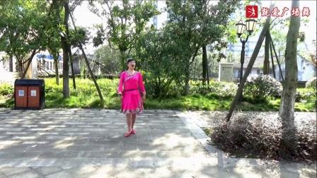 謝春燕廣場舞《四川姑娘》原創舞蹈 附正背面教學口令分解動作演示