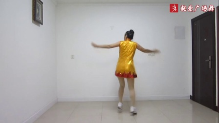 太湖彬彬广场舞《祝寿歌》原创舞蹈 附正背面口令分解动作教学演示