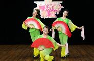 糖豆广场舞课堂《珊瑚颂》编舞桃子 正背面口令分解动作教学演示