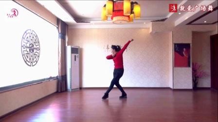 美久舞蹈《共筑中国梦》原创舞蹈 正背面口令分解动作教学演示