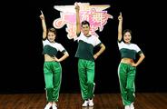 糖豆广场舞课堂《一个人的精彩》原创舞蹈 正背面口令分解动作教学演示
