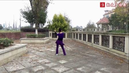 謝春燕廣場舞《我的男神》原創舞蹈 正背面口令分解動作教學演示