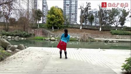 謝春燕廣場舞《愛老婆會發財》原創舞蹈 正背面口令分解動作教學演示