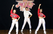 糖豆广场舞课堂《跟我一起跳》原创舞蹈 正背面口令分解动作教学演示