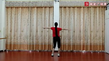 上砂姐妹广场舞《我们不一样》完整版演示及口令分解动作教学