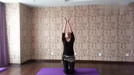 舞韻瑜伽《自由行走的花》原創附教學口令分解動作演示