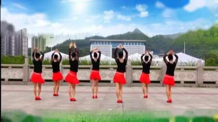 吉美廣場舞原創《活力恰恰》完整版演示及口令分解動作教學