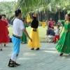 綠洲廣場舞