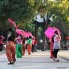 棉棉廣場舞