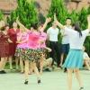 藍莓思潔廣場舞