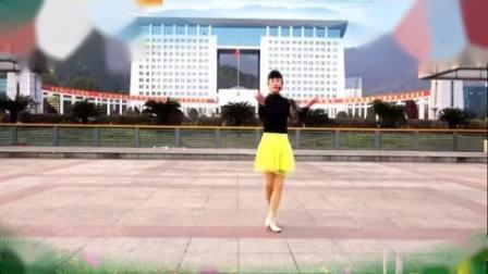 吉美廣場舞《自由桑巴》完整版演示及分解教學演示