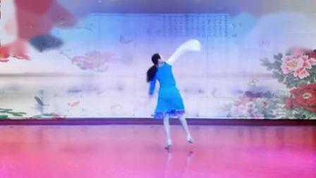 応子廣場舞《吉祥》正背面口令分解動作教學演示