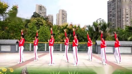 吉美廣場舞《女人就要美美美》完整版演示及分解教學演示