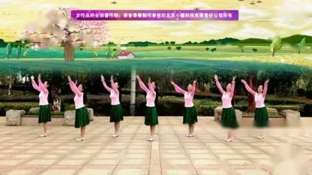 春英廣場舞《為你祈禱》完整版演示及分解教學演示