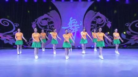 茉莉舞蹈《宠着你爱着你》原创附教学口令分解动作演示
