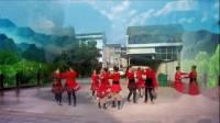 茉莉双人舞《雪山阿佳》完整版演示及口令分解动作教学