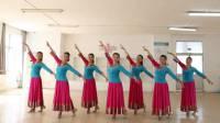 刘荣舞蹈《站着等你三千年》原创附就教学和背面演示