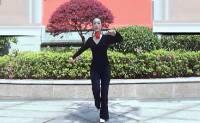 云紫燕舞蹈《爱上一朵花》完整版演示及口令分解动作教学