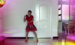 郭村小新广场舞《我的新娘》编舞凤凰六哥