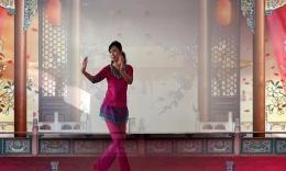 北京愛雨廣場舞《國韻》編舞:王梅