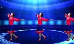 新疆花儿广场舞《西藏桑巴》编舞格格
