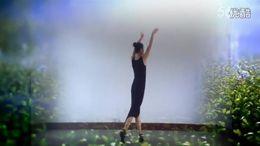 飞去来兮广场舞《绒花》原创形体舞 正背面教学演示