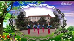 陕西三三广场舞《大街小巷都听我的歌》编舞凤凰六哥 团队演示