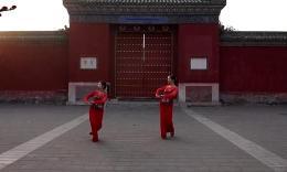 北京美洋洋合作版《五環之歌》北京地壇公園 編舞:美洋洋