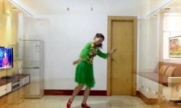 清豆豆廣場舞《妹妹比花俏》編舞:王梅