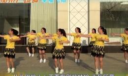 北京加州廣場舞《幸福飛翔》編舞格格 團隊演示