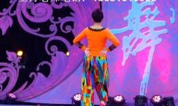 廊坊星月舞蹈队《花花尕妹》原创舞蹈 附正背面分解教学教学