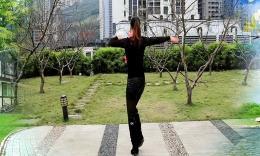 重庆葉子广场舞《DJ慢摇the》原创附分解和背面演示