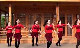 廊坊星月舞蹈队《草原风吹过》原创舞蹈 团队演示