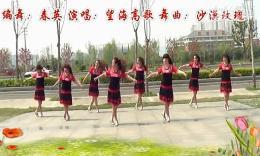 南京青揚廣場舞《我愛廣場舞》編舞春英 團隊演示