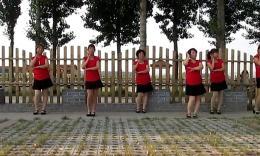 山西曲沃高陽廣場舞《不要迷戀哥》編舞鳳凰六哥 團隊演示