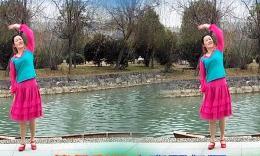 杭州千島湖韻麗廣場舞《妹妹比花俏》編舞王梅