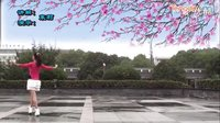 茉莉广场舞《火一样的情歌》原创舞蹈 团队演示 附正背面分解教学演示