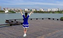 游城廣場舞《今生相愛》編舞重慶葉子 附背面分解教學演示