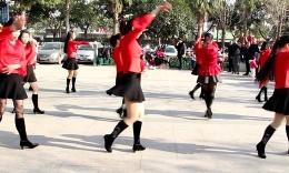 温州燕子舞蹈《心里藏着你》编舞春英 团队演示