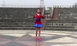 小丫广场舞《特别的爱》原创舞蹈 附背身演示及分解动作教学