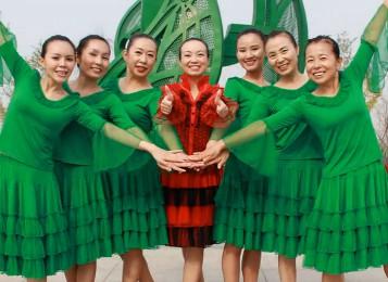 北京加州廣場舞