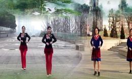红乔开心广场舞和雪梅广场舞合作版《马云说》编舞凤凰六哥