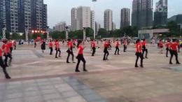 俏木蘭廣場舞《雷鋒我的好哥哥》原創舞蹈 團隊演示