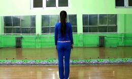 云裳馨悦广场舞《辣妈》原创舞蹈 附正背面教学演示