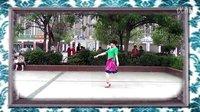 春雨舞蹈《新浏阳河》编舞王梅 正背面演示